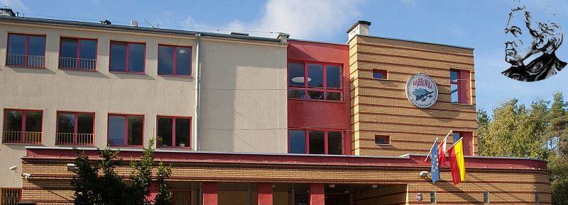 budynek szkoły przy ulicy Leśnej Polanki 63/65