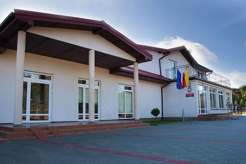 budynek szkoły przy ul. Sprawnej 28