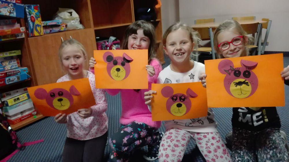 Prace wykonane przez dzieci