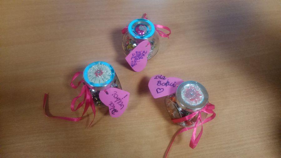 Słodkie prezenty dla dziadków