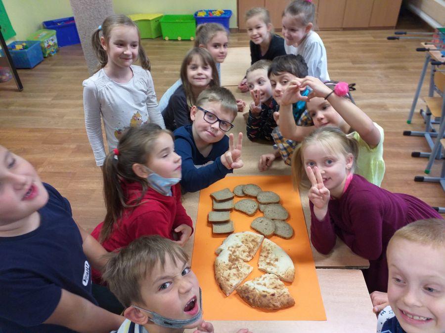 Degustacja chleba
