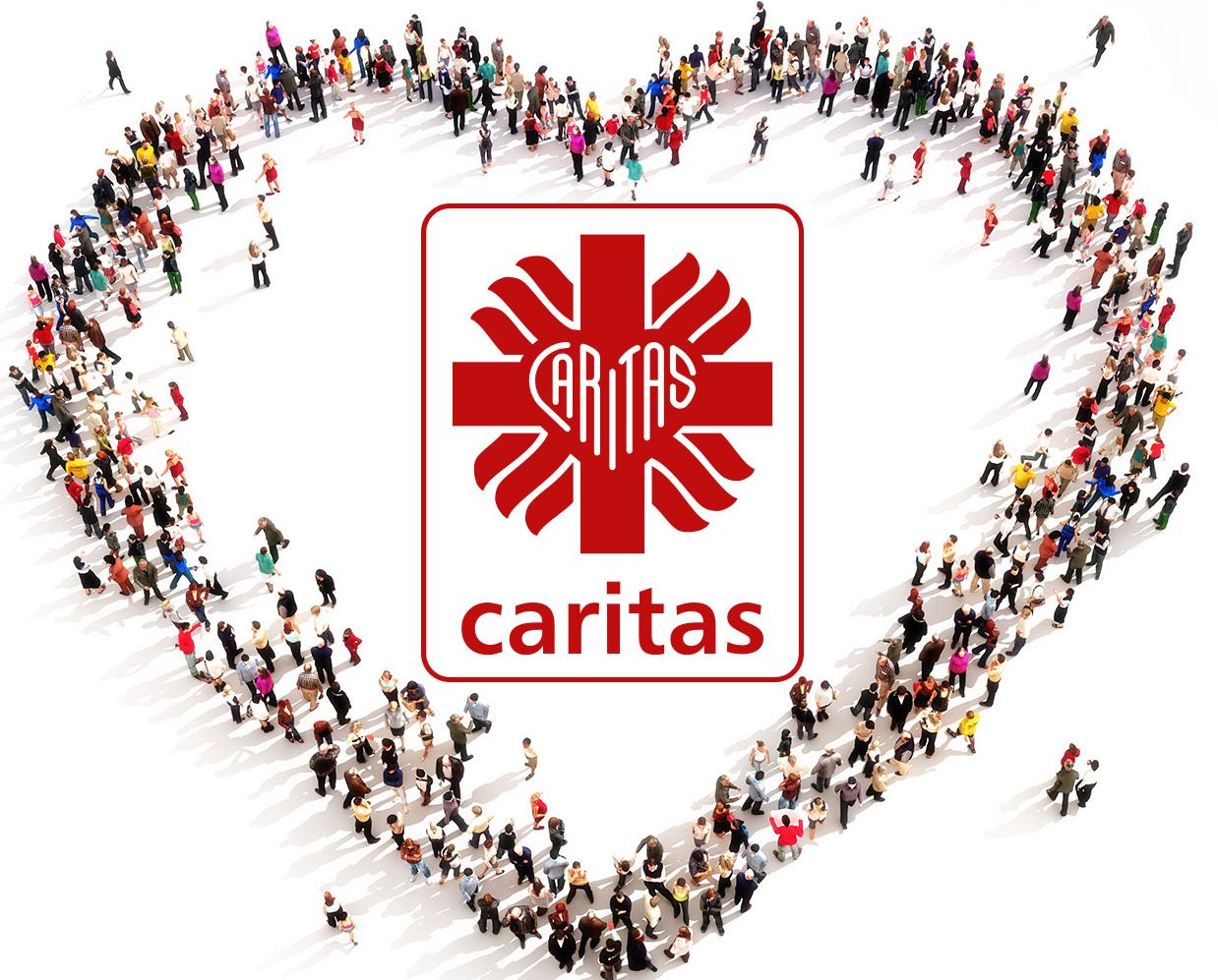 Caritas-plakat