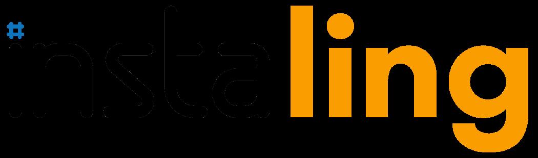 logo instaling