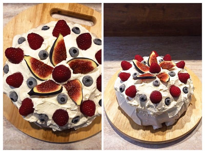zdjęcie tortu, który wykonała Patrycja, która zajęła II miejsce w konkursie